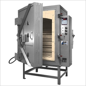 Front Loading Electric Kilns