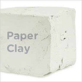 Tucker's Paper Clay