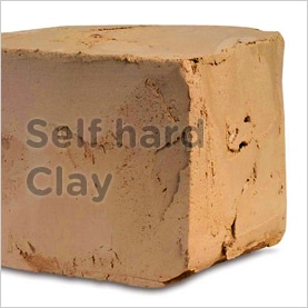 Self Hard Clay