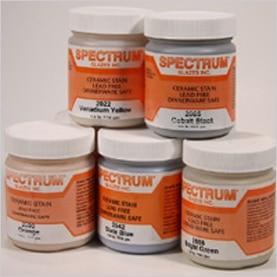 Spectrum Ceramic Stains
