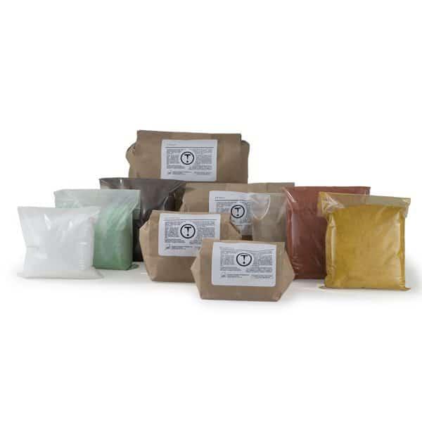 Bentonite - Glazes