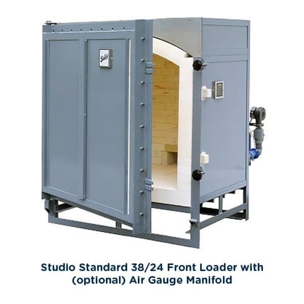gas kiln. bailey\u0027s standard gas kiln